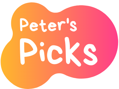 peter's picks logo
